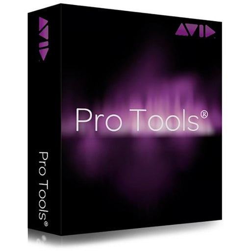 Avid Pro Tools Perpetual License License - Software Only