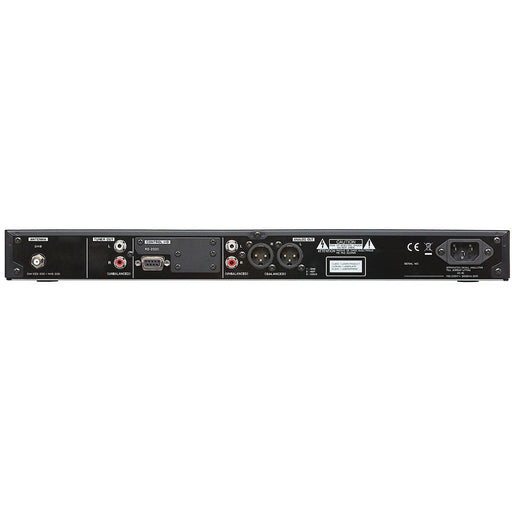 Tascam CD-400UDAB - Media Player with Tuner and Bluetooth Receiver