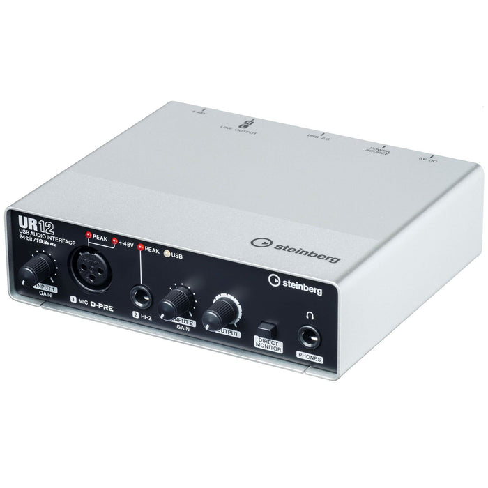 Steinberg UR12 - 2x2 USB 2.0 Audio Interface