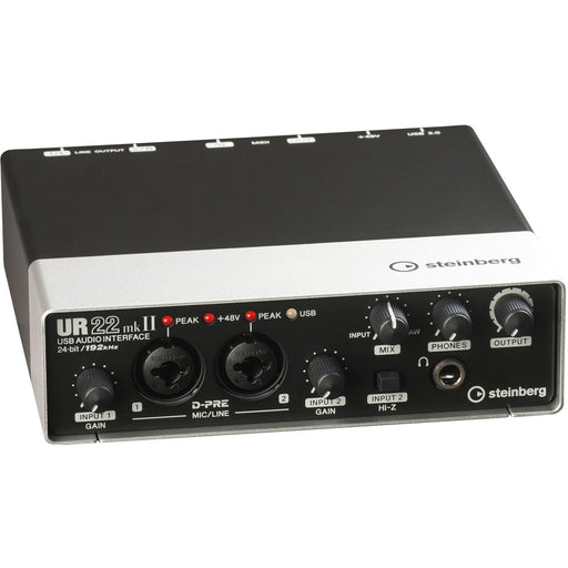 Steinberg UR-22 MKII - USB Audio Interface