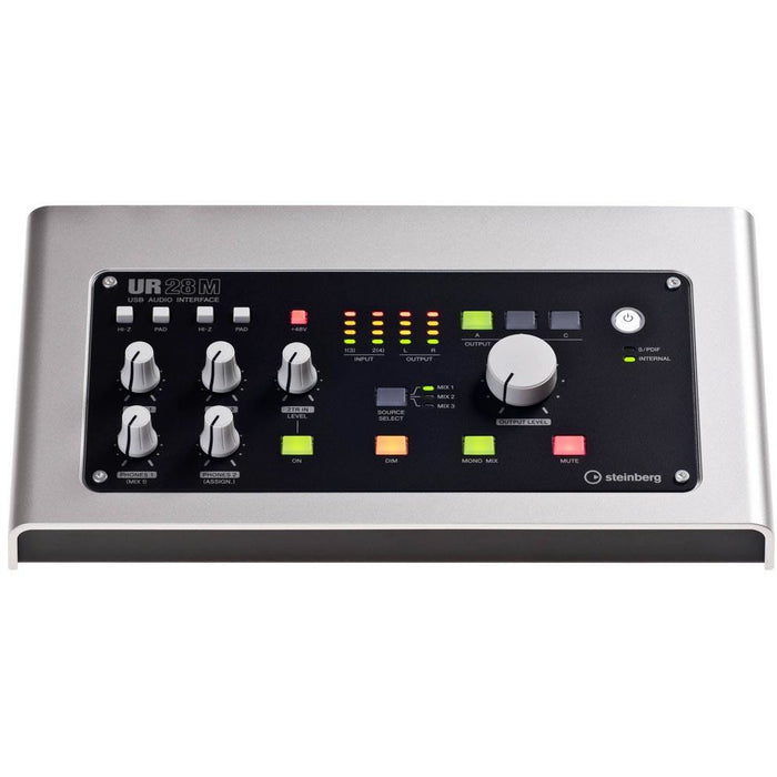 Steinberg UR28M - 6x8 USB Audio Interface