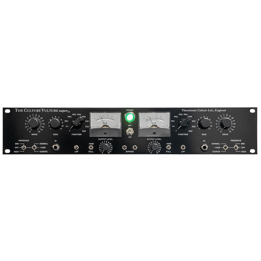 Thermionic Culture Culture Vulture Stereo Super 15 Balanced Valve Enhancer - Black