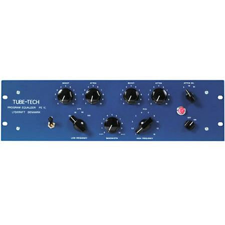 Tube Tech PE 1C Program Equalizer