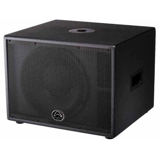 Wharfedale Titan Sub-A12 - Active Subwoofer Angled