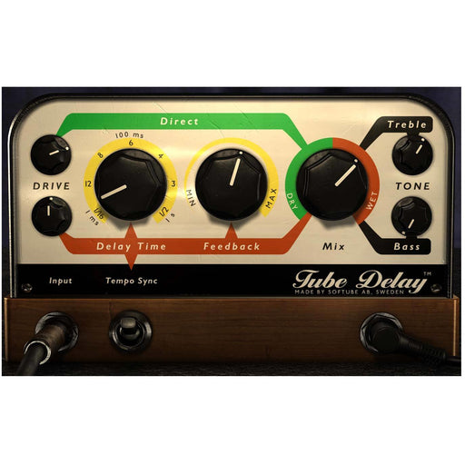 Softube Tube Delay Plug-In