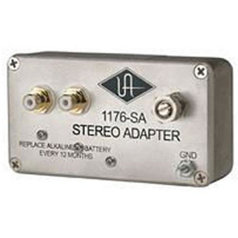 Universal Audio 1176SA Stereo Adaptor - Allows two 1176 limiters to be used in stereo mode