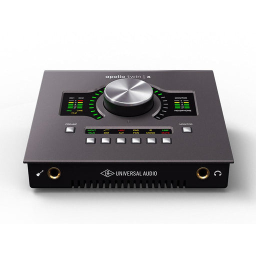 Universal Audio Apollo Twin X w/DUO DSP Processing - Thunderbolt 3 Audio Interface