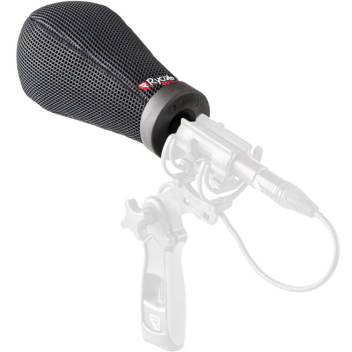Rycote 12cm Super-Softie Windshield featuring 3D-Tex (19/22) (033201)