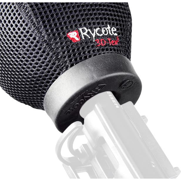 Rycote 5 cm Large Hole Super-Softie Windshield featuring 3D-Tex (24/25) (033206)
