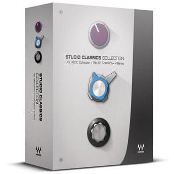 Waves Studio Classic Collection Bundle Native