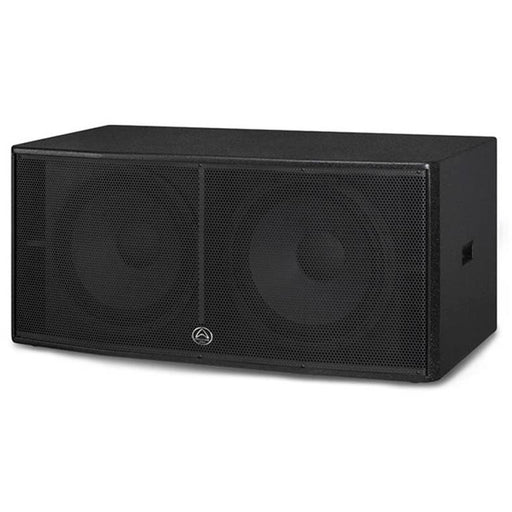 Wharfedale Impact 218B Sub - Black - Passive Subwoofer - Single