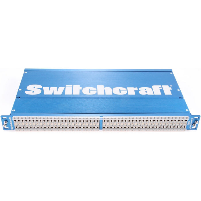 Switchcraft StudioPatch - 96 way TT patchbay