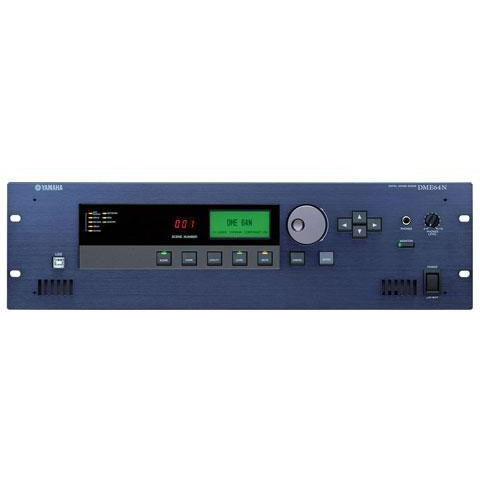 Yamaha DME64N Programmable Digital Audio Engine