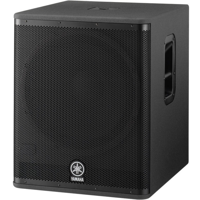 Yamaha DSR118W - 18 inch 2-Way Powered Subwoofer. 800w D-Class
