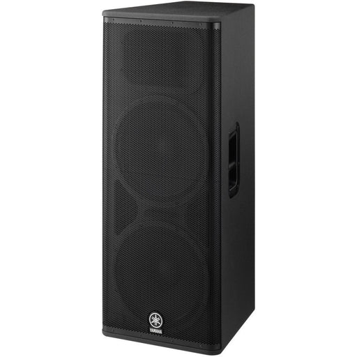 Yamaha DSR215 - Dual 15 inch 2-Way Powered Speaker. 1300w D-Class
