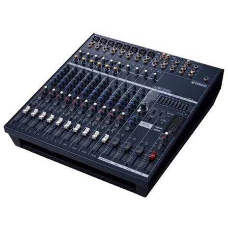Yamaha EMX5014C Powered Mixer - 14 input, 2 x 500 watts