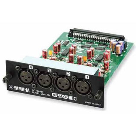 Yamaha MY4DA 4 Analogue Output Card
