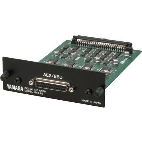 Yamaha MY8AE - 8 Channel AES Card
