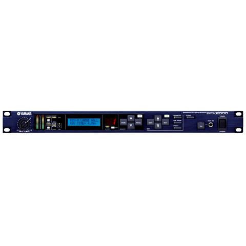 Yamaha SPX2000 Professional Multi-Effect Processor