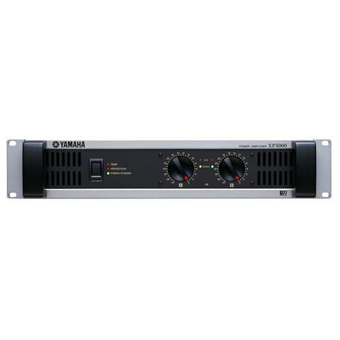 Yamaha XP5000 Power Amplifier - 500W + 500W