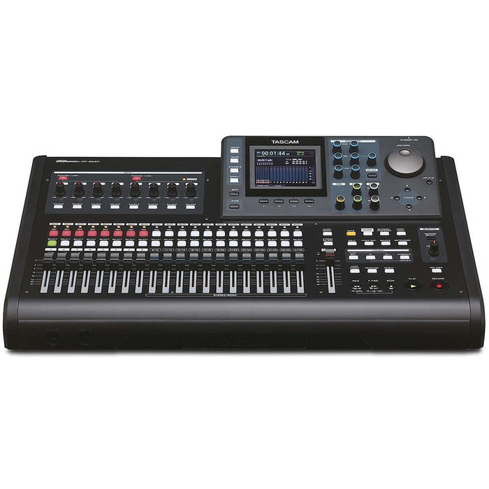 Tascam DP-32SD - 32-track Digital Portastudio using SD card