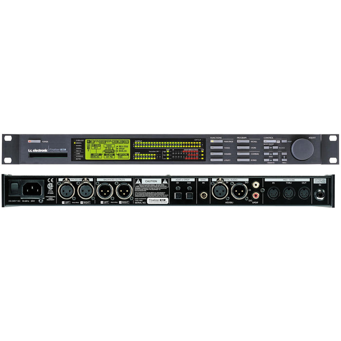 TC Electronic Finalizer 96k Mastering Processor
