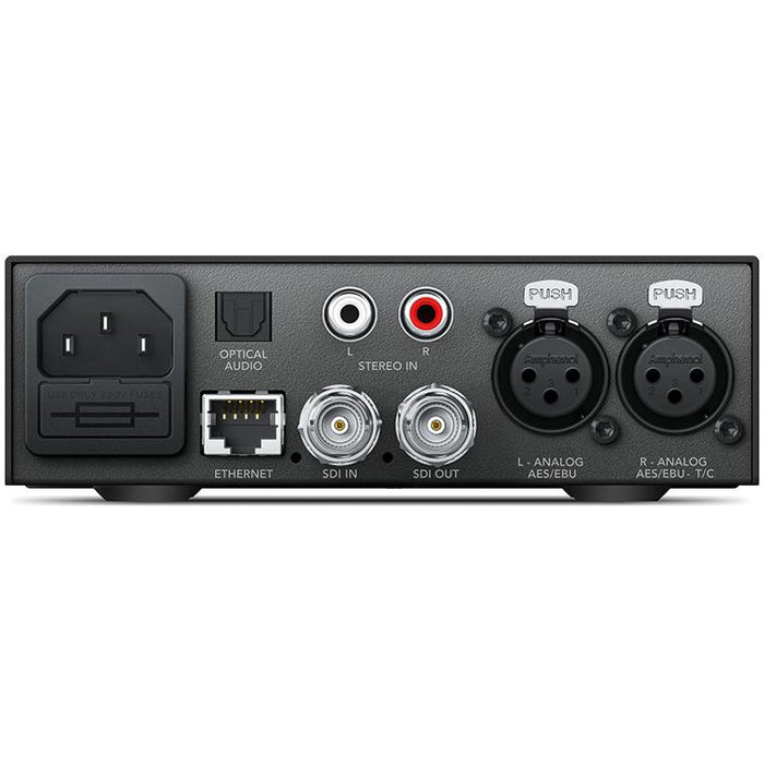 Blackmagic Design CONVNTRM/CB/AUSDI - Teranex Mini - Audio to SDI 12G