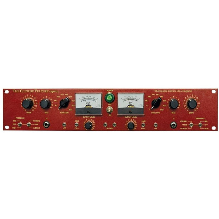 Thermionic Culture Culture Vulture Stereo Super 15 Valve Enhancer - Balanced. - B-Stock