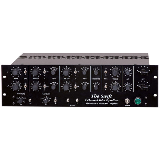 Thermionic Culture The Swift - 2 Channel Valve Equaliser (Balanced)