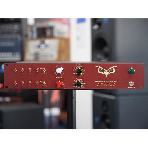 Thermionic Culture Little Red Bustard - 16 Channel Valve Summing Mixer - B-Stock (Ex Demo)