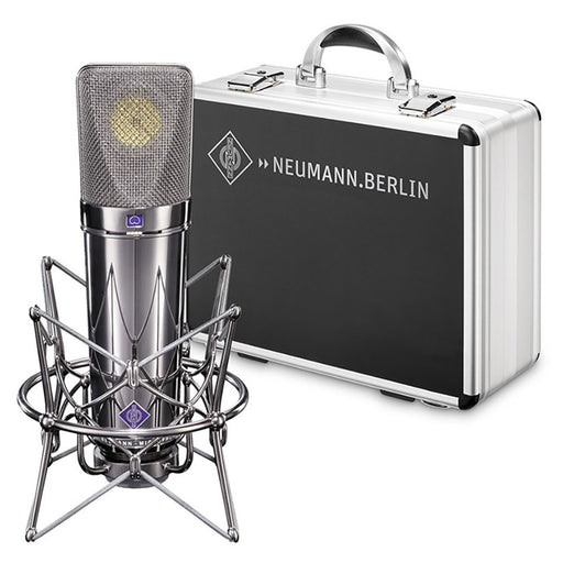 Neumann U 87 Rhodium Edition Set  - Limited Edition