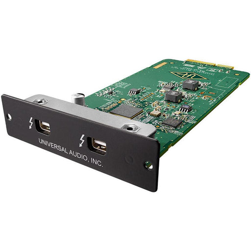 Universal Audio Apollo Thunderbolt 2 Card Option