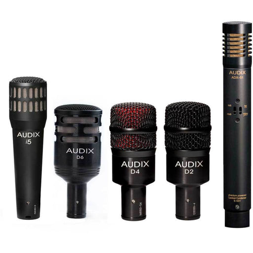 Audix DP7 - 7-Piece Mic Drum Pack
