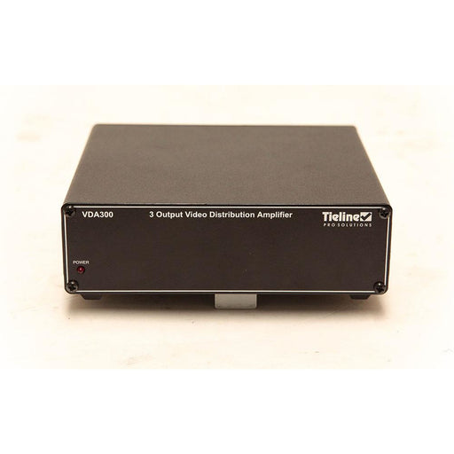 Tieline VDA300 3 output video distribution (BNC in/out) Front