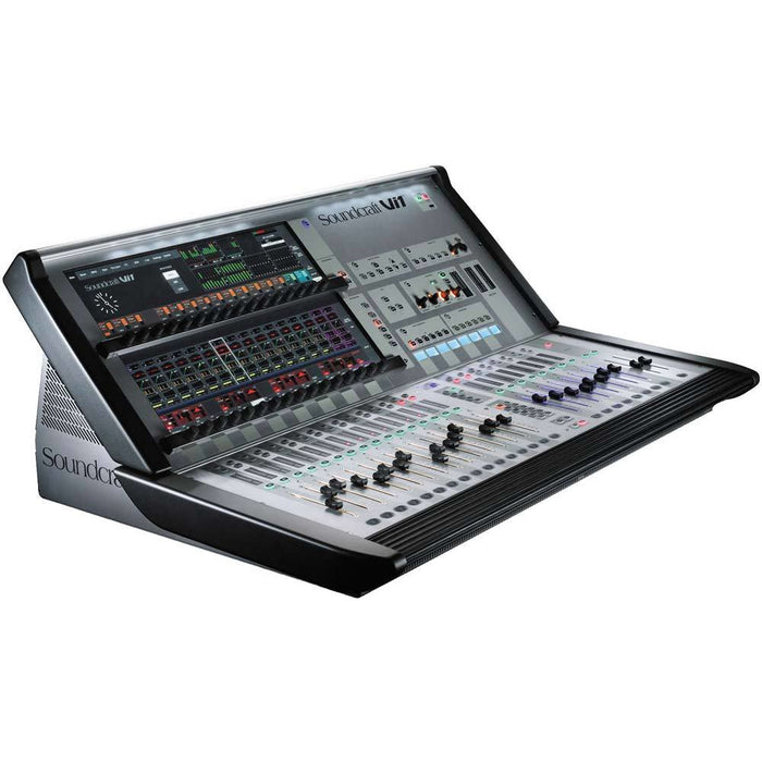 Soundcraft Vi1 Digital Mixing Console and Mini Stagebox 32 Bundle