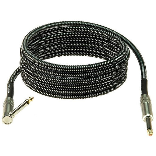 Klotz Vintage '59 Guitar Cable with Angled Jack - 6m