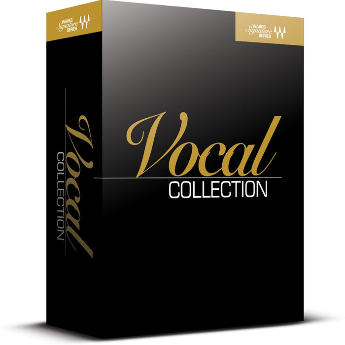 Waves Signature Vocal Collection Native Box