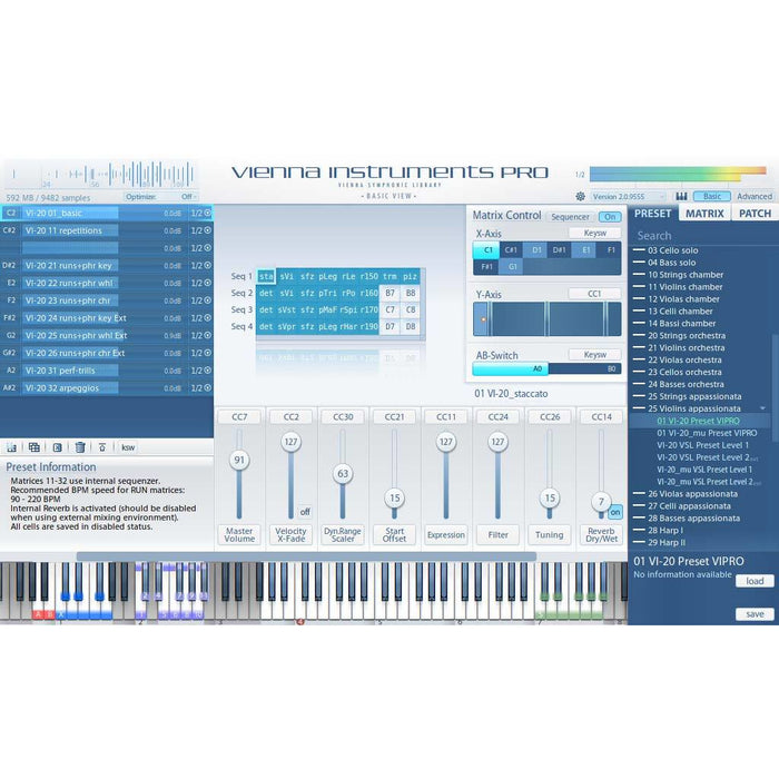 VSL Vienna Instruments Pro 2 License