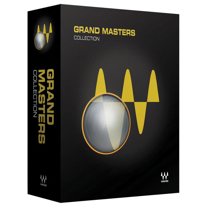 Waves Grand Masters Bundle Native