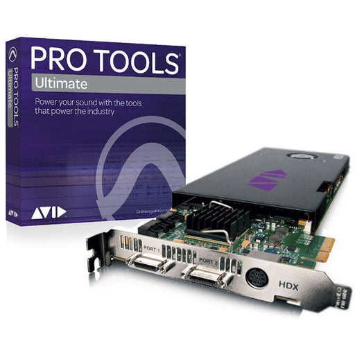 Avid Pro Tools HDX Core with Pro Tools