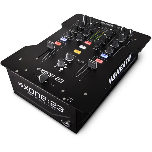 Allen & Heath XONE 23 - 2+2 Channel DJ Mixer