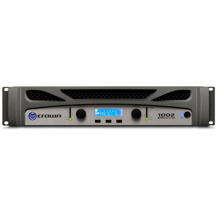 Crown XTi 1002 Stereo Power Amplifier - 500W