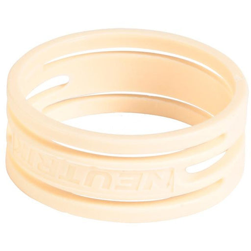 Neutrik XXR-9 White Colour Coding Ring for XX Series XLRs