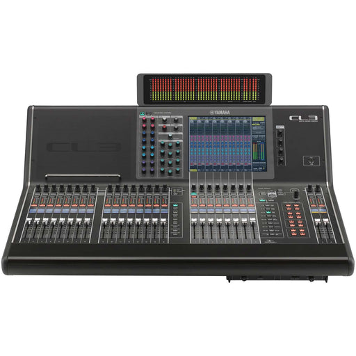 Yamaha CL3 - 64 Mono, 8 Stereo Digital Mixing Console with iPad Support Front