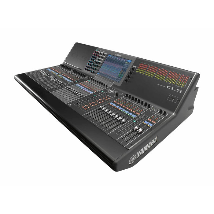Yamaha CL5 - 72 mono, 8 Stereo Digital Mixing Console with iPad Support