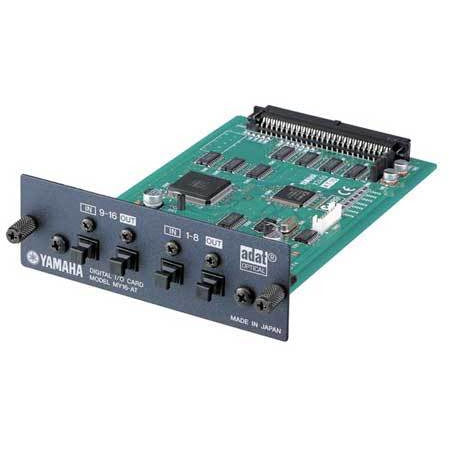 Yamaha MY-16AT 16ch ADAT I/O expansion card