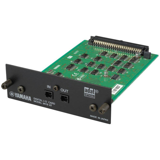 Yamaha MY8-AT 8 Channel ADAT Interface Card