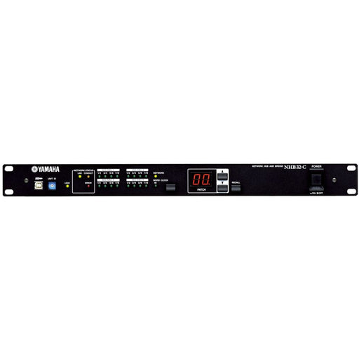Yamaha NHB32C - NHB32-C	 Cobranet Network hub and bridge - B-Stock