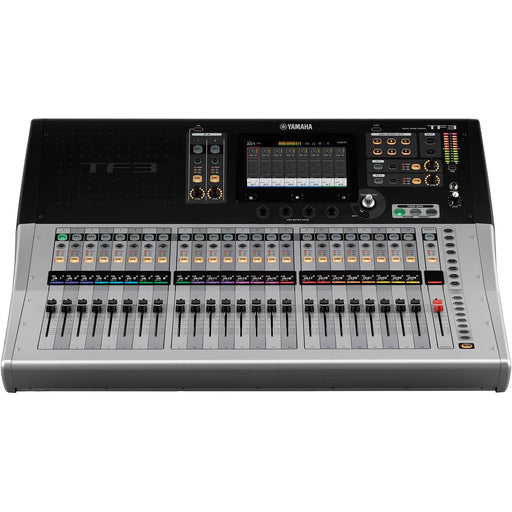 Yamaha TF3 - 24 Analogue Input, 48 Channel Mixer Front