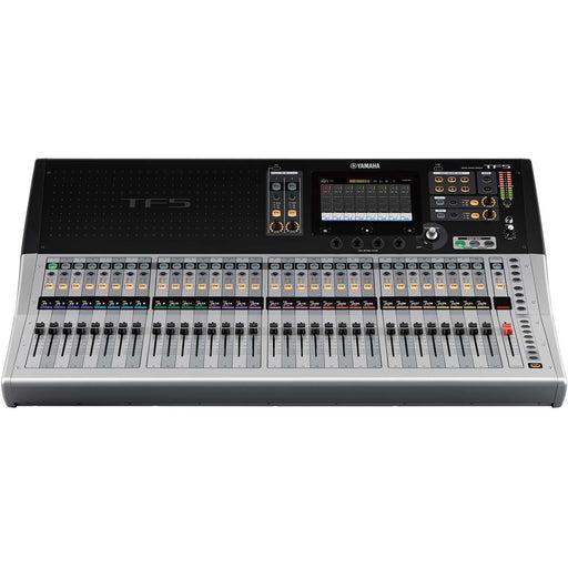 Yamaha TF5 - 32 Analogue Input, 48 Channel Mixer Front